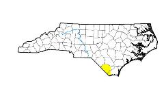 nc drought map